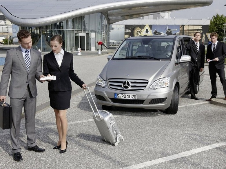 Встреча кандидатов в аэропорту